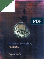 Edgard Leite - História, Religião, Verdade (2002, UERJ)