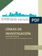 Líneas de Investigación en Urbanismo