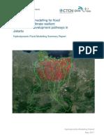 Hydrodynamic modelling for flood Jakarta.pdf