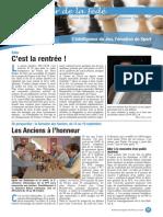 Le Cahier de la Fédé le Nº 8 - Fédération Française des Échecs