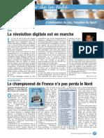 Le Cahier de la Fédé le Nº 18 - Fédération Française des Échecs