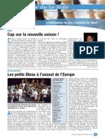 Le Cahier de la Fédé le Nº 19 - Fédération Française des Échecs