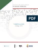 Tuberculosis PROTOCOLO