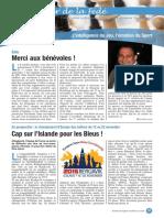 Le Cahier de la Fédé le Nº 21 - Fédération Française des Échecs