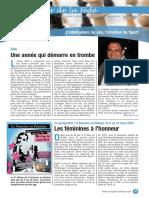 Le Cahier de la Fédé le Nº 24 - Fédération Française des Échecs