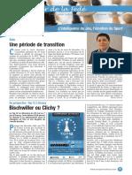Le Cahier de la Fédé le Nº 27 - Fédération Française des Échecs