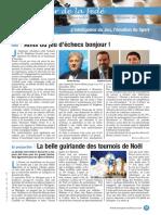Le Cahier de la Fédé le Nº 32 - Fédération Française des Échecs