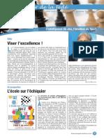 Le Cahier de la Fédé le Nº 34 - Fédération Française des Échecs