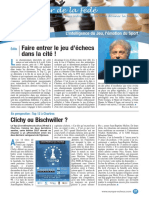 Le Cahier de la Fédé le Nº 36 - Fédération Française des Échecs