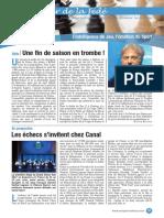 Le Cahier de la Fédé le Nº 37 - Fédération Française des Échecs