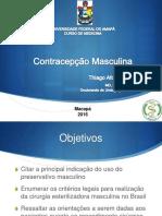 Conferência de Medicina Sexual e Reprodutiva para turma Medicina Unifap 2015.pptx