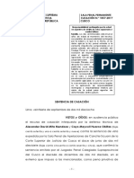 Casacion 1057 2017 Cusco Legis.pe