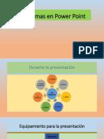 Diagramas en Power Point
