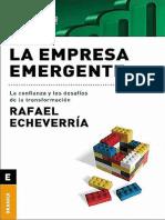 Echeverria Rafael La Empresa Emergente PDF