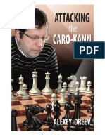 Attacking the Caro-Kann - Dreev Alexie