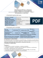 Guía de actividades y rúbrica de evaluación - Tarea 1 - Termodinámica y soluciones.docx