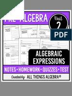 Unit 2 - Algebraic Expressions.pdf