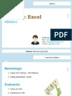 Curso Excel Basico Unidad 1