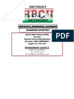 2019 hbcu weekend sponsorship packet
