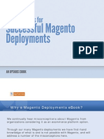 Optaros Best Practices Magento Deployments eBook