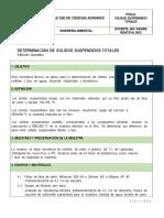 DETERMINACION DE SOLIDOS SUSPENDIDOS_VMO