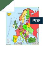 Platos Tipicos de Europa