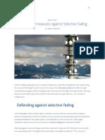 Key Countermeasures Against Selective Fading _ Nokia Blog