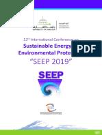 12th SEEP 2019