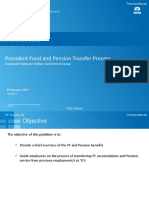 PF Guidelines