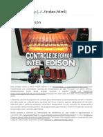 Forno PID Edison
