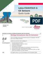 Leica Geosystem Manual