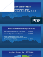Asylum Seeker Cost Presentation Updated