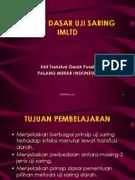 Prinsip Uji Saring IMLTD