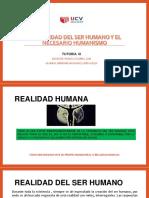 Bernabe Machado-- Realidad Del Ser Humano