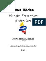 Manual Manejo Defensivo v11