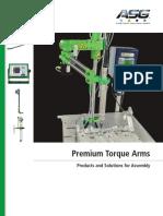 ASG Premium Torque Arm Catalog