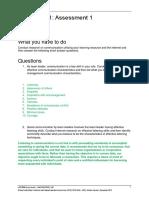 Bsbldr401 Assessment 1