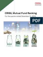 Mutual Fund Ranking Dec 2016