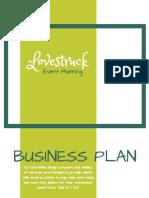 Love Struck Event Planning B Plan