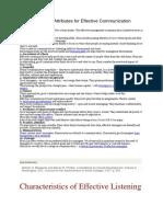 10 Management Attributes for Effective Communication.docx