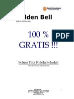 Manual Golden Bell