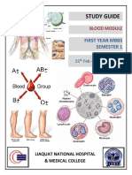 Study Guide Blood 2017 1