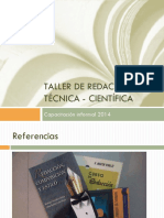 tallerderedaccintcnica-cientfica-160121160813