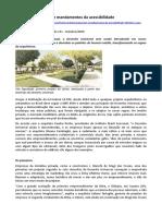 ARTIGO - ACESSIBILIDADE - Sete Mandamentos da Acessibilidade (Techne, Silvana Rosso)