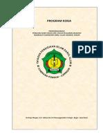 Program Kerja PAT Tahun 2017-2018 Mts