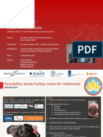 Turkey meet for indonesia