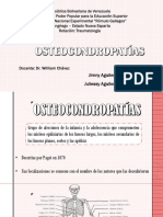 OSTEOCONDROPATÍAS