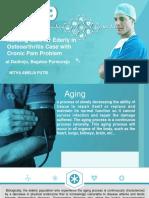 Osteoarthritis Powerpoint