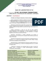 t Lab Nº 4 Analisis de Circuitos Rlc Transitorios ( Vf1r)