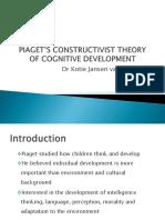 Piaget's Constructivist Theory
